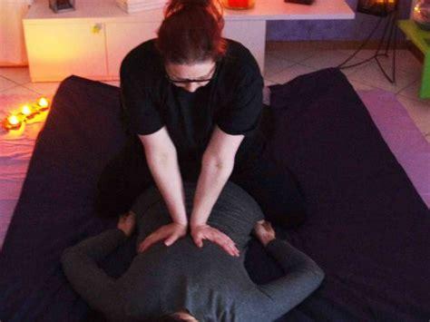 massaggio su futon home sembianti