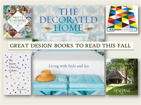 luxury home design books great design books to read this fall friday s lilu look of