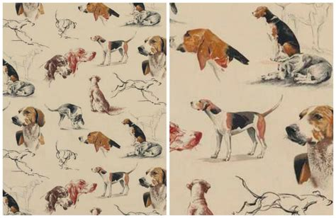 dog house wallpaper 11 dog inspired wallpapers that prove the trend isn t dead