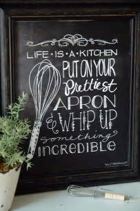 chalkboard in kitchen ideas 35 creative chalkboard ideas for kitchen d 233 cor digsdigs