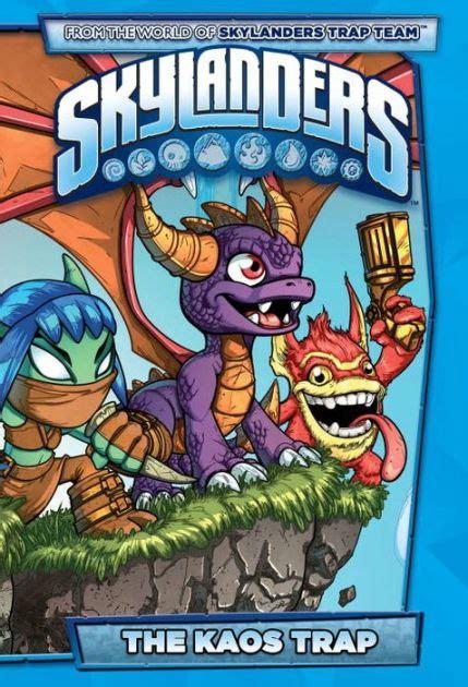 Kaos Series Department skylanders the kaos trap by marz hardcover barnes