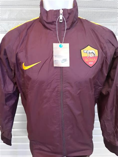 Jaket Bolak Balik 2 In 1 Eclips Parasut Fleece jual jaket parasut bolak balik as roma official 2014 2015