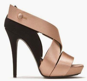 Model Sepatu Wanita Terbaru Km 035 12 high heels yang bikin anda lebih terlihat modis