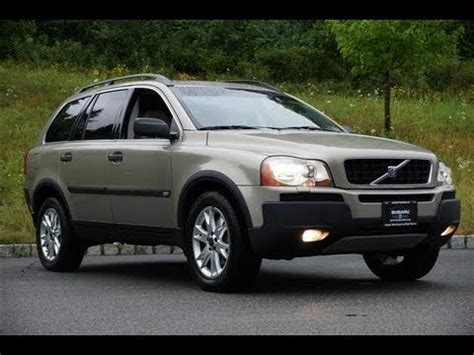 volvo xc  awd youtube