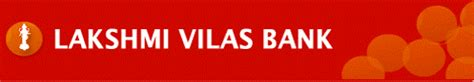 lakshmi vilash bank lakshmi vilas bank logo