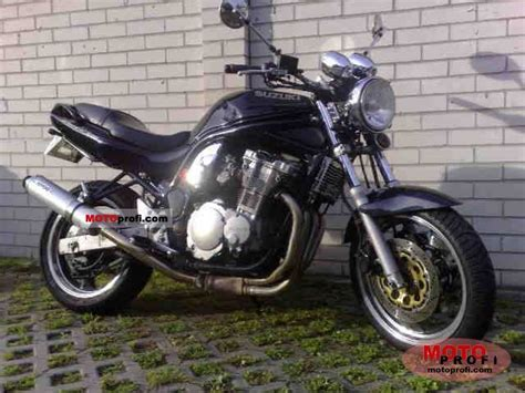 Suzuki 600 Bandit Specs Suzuki Gsf 600 N Bandit 1998 Specs And Photos