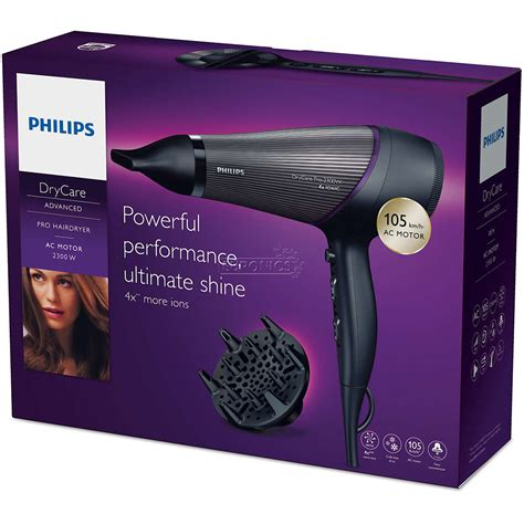 Philips Hair Dryer Au hair dryer drycare pro ac philips 2300w bhd177 00