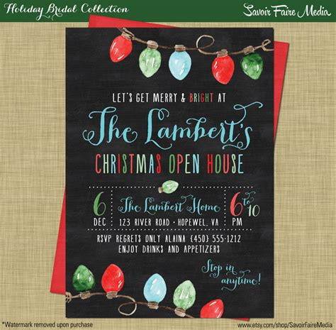 themes for christmas open house christmas open house holiday open house party holiday