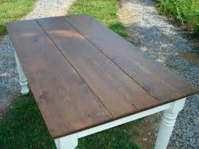 Wood Plank Kitchen Table Rustic Farm Tables Etsy Farm Dining Tables Kitchen By Kkfurniture