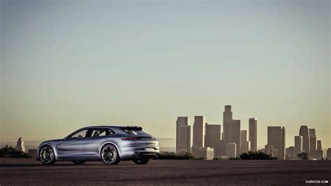 Home Design Shows Los Angeles by Porsche Panamera Sport Turismo Concept Los Angeles