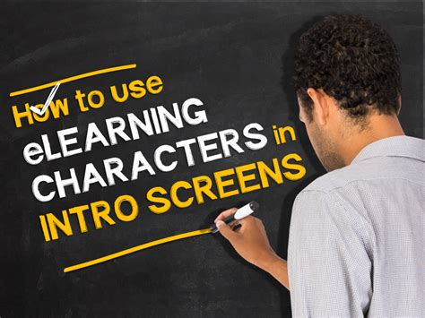 some more free characters for your elearning course building how to use elearning characters in intro screens