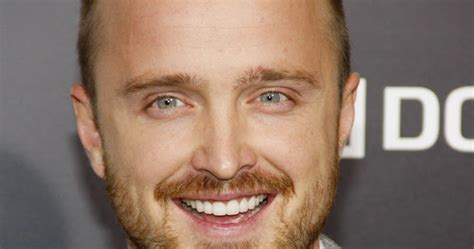aaron paul hair transplant celebrity hair loss recession alert breaking bad s aaron