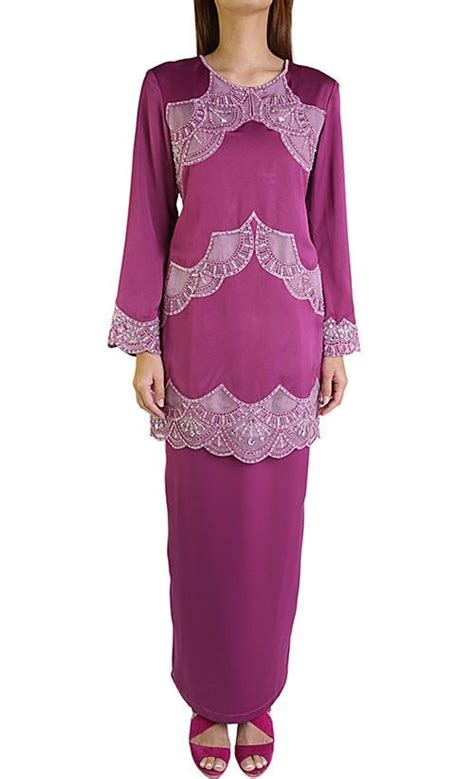 Baju Dress Cats 66 best images about baju kurung n jubah on traditional dresses kebaya and gown