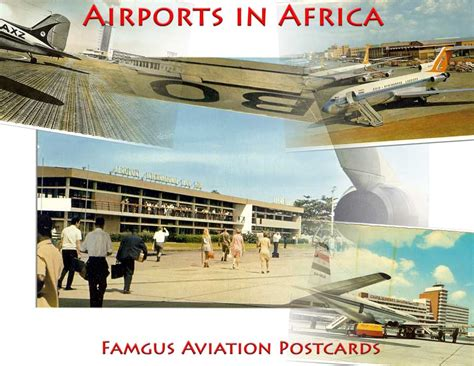 Mba In Aviation Management Abroad by Airports In Europe Famgus Aviation Postcards