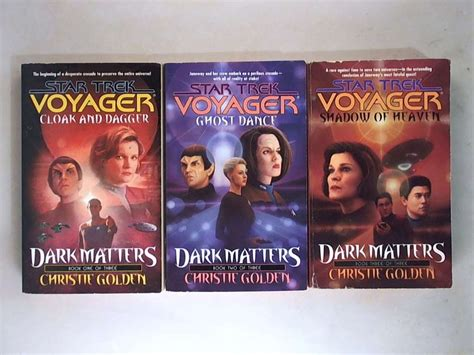 trek voyager matters series 3 volume set