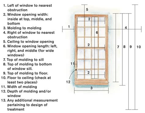 how to measure drapes for windows window treatments 101 threads