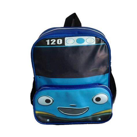 Tas Tayo Anak Warna Biru Tas Sekolah Anak Cowok Terbaru jual tayo 0930010527 backpack tas sekolah anak biru
