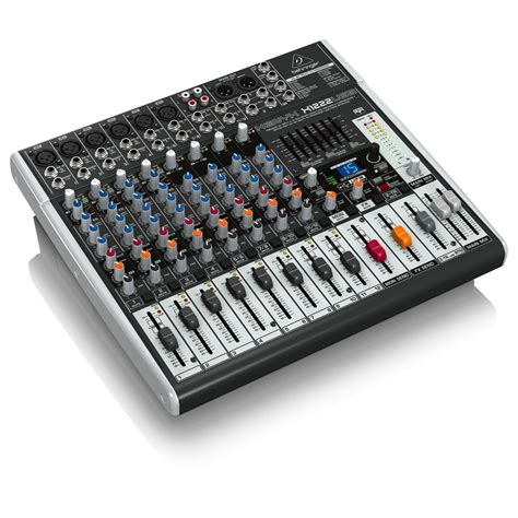 Mixer Xenyx behringer xenyx x1222usb mixer at gear4music