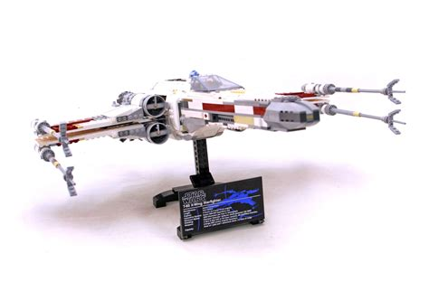 Lego 10240 Wars five x wing starfighter lego set 10240 1 building sets gt wars gt ultimate collectors
