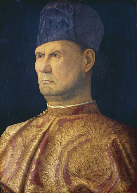 a portrait of the file giovanni bellini portrait of giovanni emo national gallery of art washington jpg