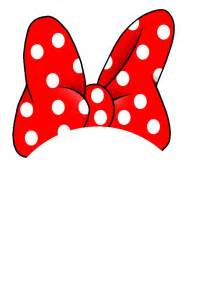 minnie mouse templates minnie mouse bow template clipart best