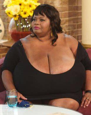 największe naturalne piersi świata!!! zobacz