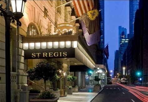 St Redish Square the st regis new york reviews prices u s news