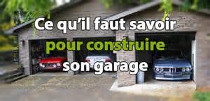 awesome Faire Construire Une Maison Prix #5: construire-son-garage.jpg