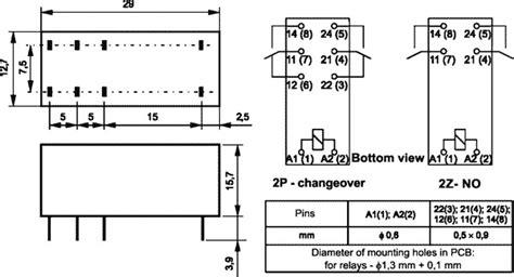 relpol relay wiring diagram 123wiringdiagrams