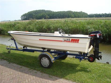 polyester bootje kopen tweedehands motorboot of jacht online kopen