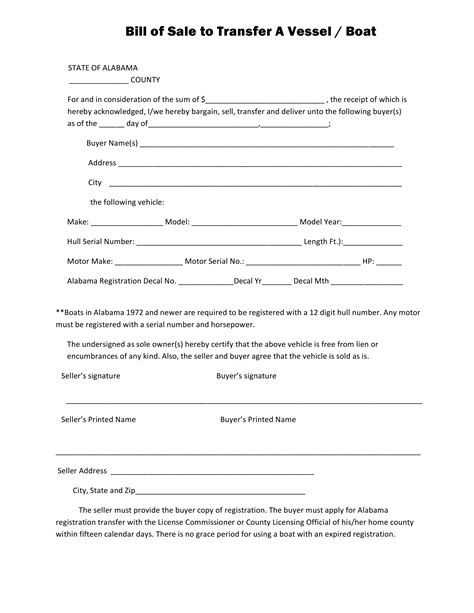 new mexico vehicle vessel bill of sale form mvd 10009 eforms
