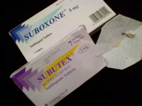 Suboxone Dependence Detox by Suboxone A Narcotic Wowkeyword