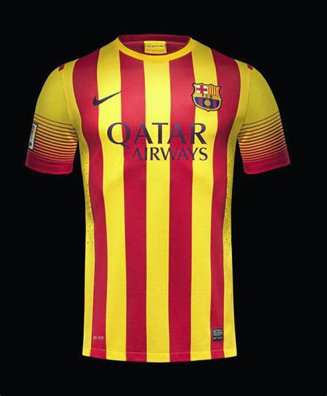 barcelona away jersey 2013 official new fc barcelona jersey 2013 14