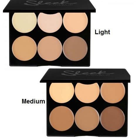 Original Sleek Contour Kit sleek makeup contour kit kullananlar ve hakk箟nda