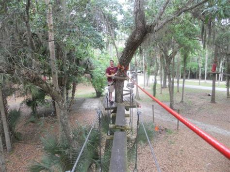 Central Florida Zoo Botanical Gardens Sanford Fl Ropes Course Picture Of Central Florida Zoo Botanical Gardens Sanford Tripadvisor
