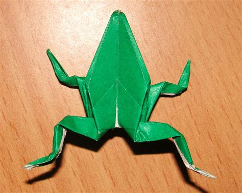 Traditional Origami - origami traditional origami frog