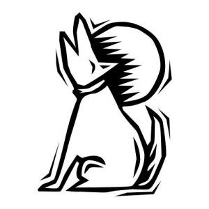 Tribal Wolf Aufkleber by Auto Aufkleber Tribal Autoaufkleber Wandtattoo