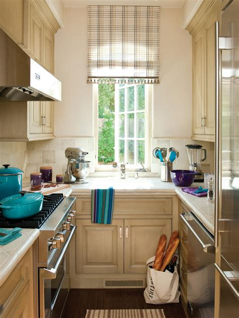 decorating ideas for small kitchens pictures of small kitchen design ideas from hgtv hgtv