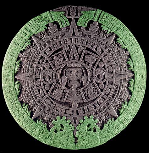 Calendario Azteca Y Piedra Sol La Piedra Sol O Calendario Azteca Norma Pernett