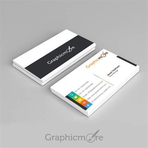 25 Best Free Business Card Psd Templates For 2016 Graphicmore Download Free Graphics Card Templates Psd