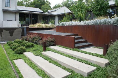 Landscape Design Studio Dallas Residence 1 Contemporary Landscape Dallas