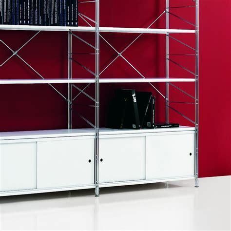 scaffali scorrevoli socrate 22 scaffale modulare con ante scorrevoli 293 x 35