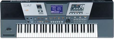 Keyboard Roland Va 7 Roland Va7 Keyboard Gitamusik