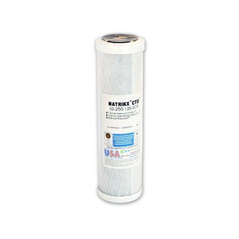Cto 10 Zerro matrikx cto 2 genuine water filter water filter for fridge