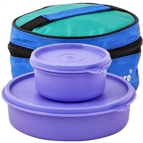 Tupperware Lunch Box flipkart tupperware classic 2 containers lunch box