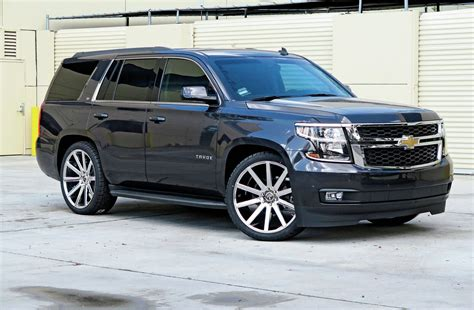 lowering a 2015 chevrolet tahoe with crown suspension 2 4