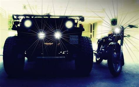 landi jeep with bullet pics for gt landi jeep bullet ford te safari