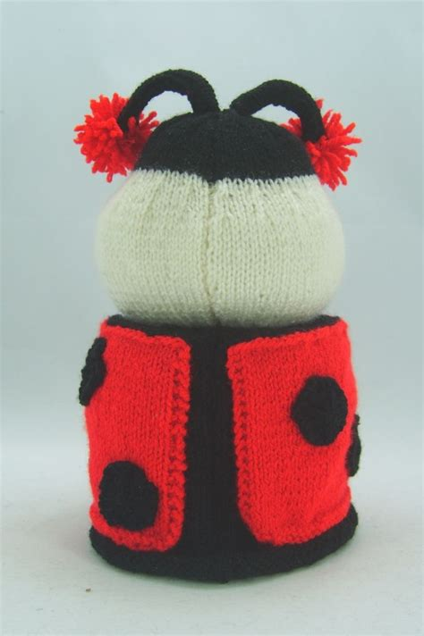 knitting pattern holder uk kbp 046 knitting by post ladybird toilet roll holder