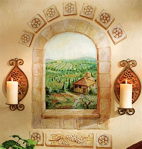 Wandsticker Fenster by Wandsticker Toskana Fenster Selbstklebend Wohnzimmer