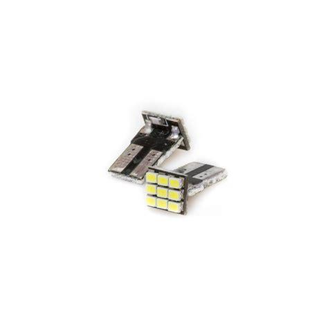 Twinhead Led T10 6 Led t10 9 smd 3528 flat base led bulb xenonhids